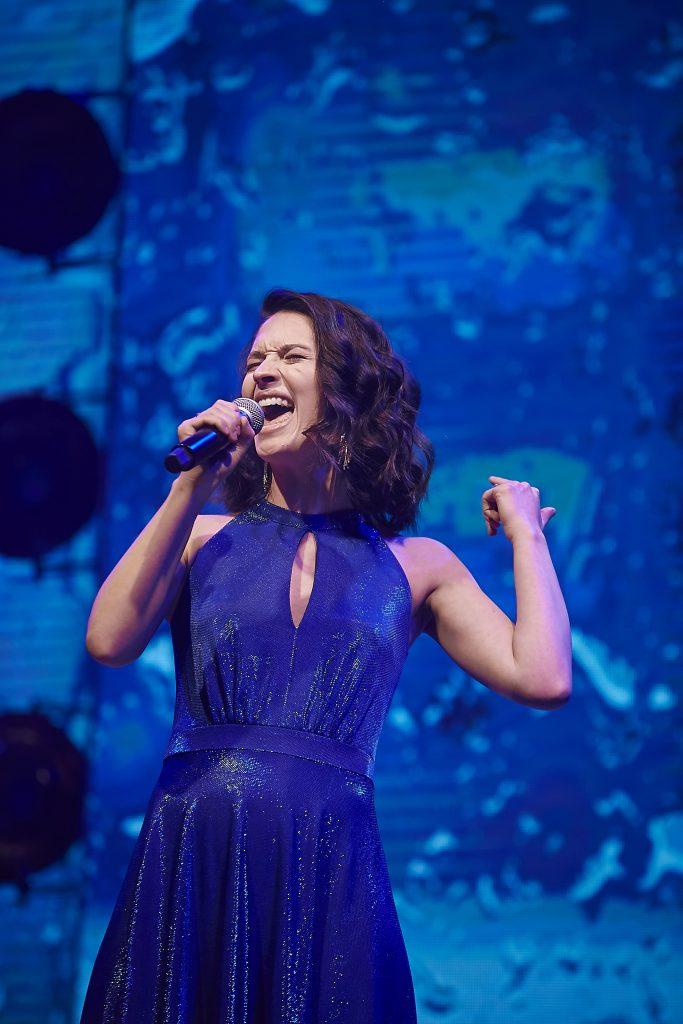 Karolina Kram, laureatka Grand Prix Festiwalu 2018